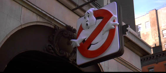 Cult-comedy classic Ghostbusters