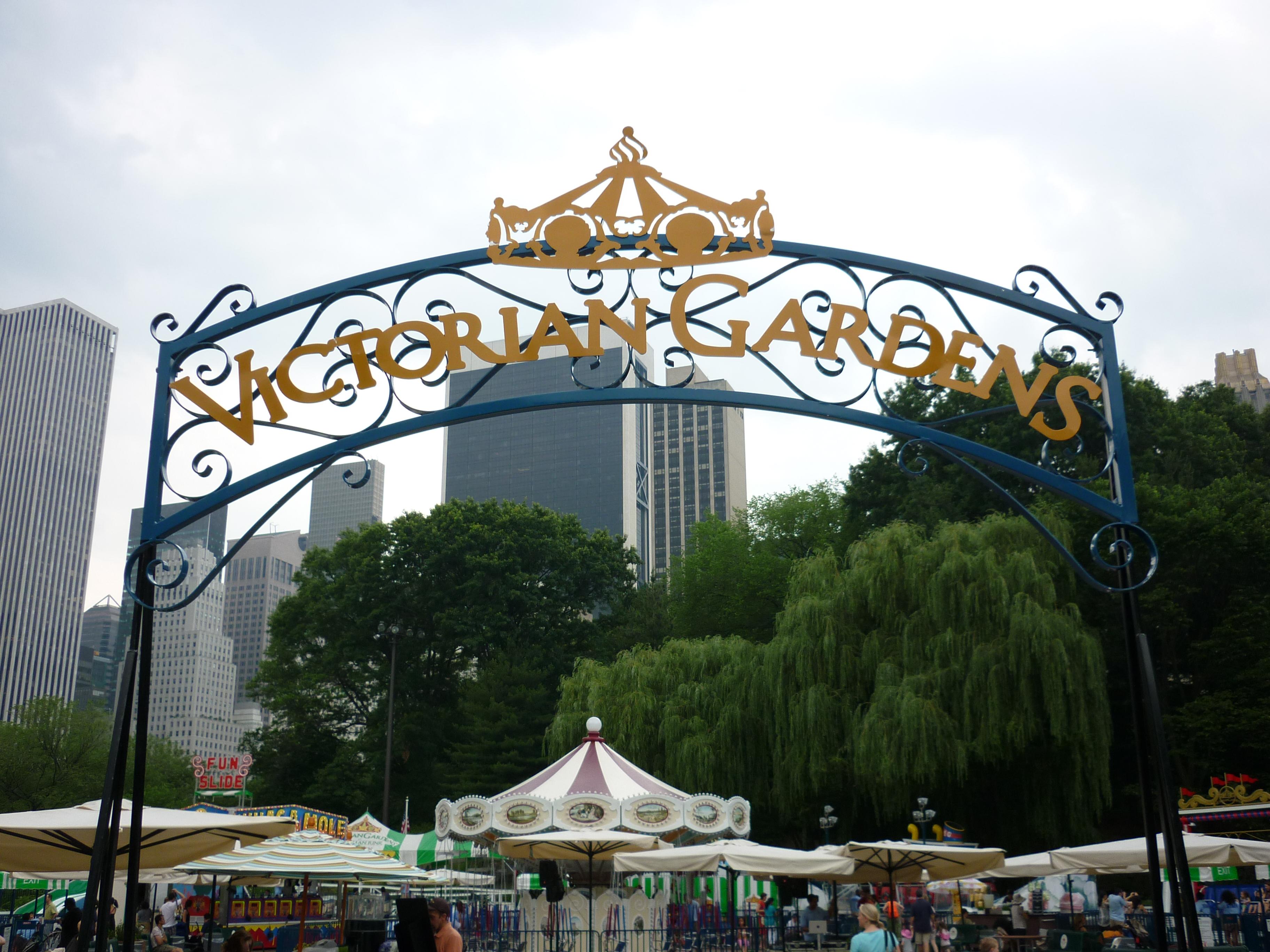 The Victorian Gardens