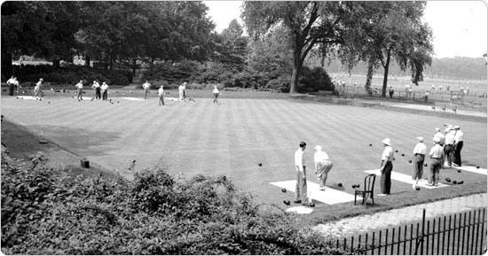 New York Lawn Bowling Club
